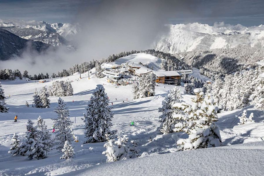 Skigebiet Oetz