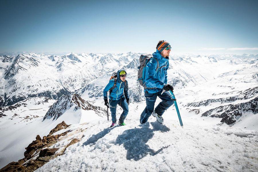 Skitouren im Ötztal