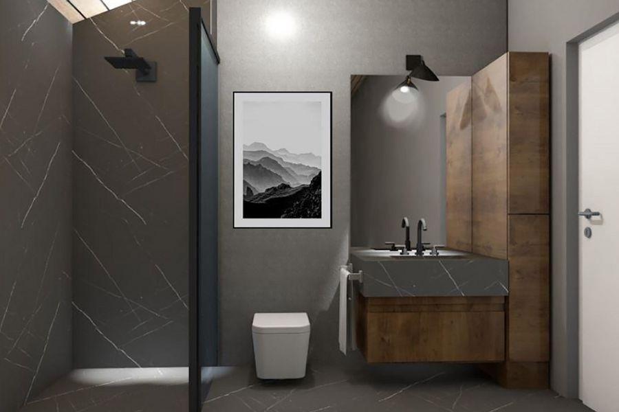 Das Penthouse mit alpinem Luxusflair