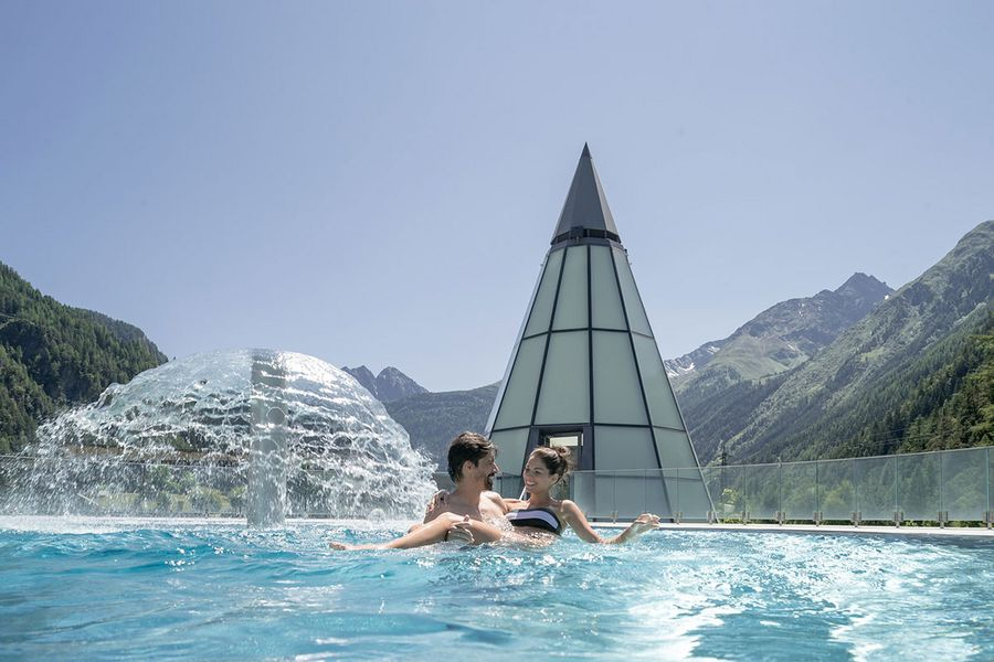 Aqua Dome in Längenfeld im Ötztal